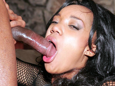 Black chick in stockings Kapri Styles playfully stripping her clothes for hot sex